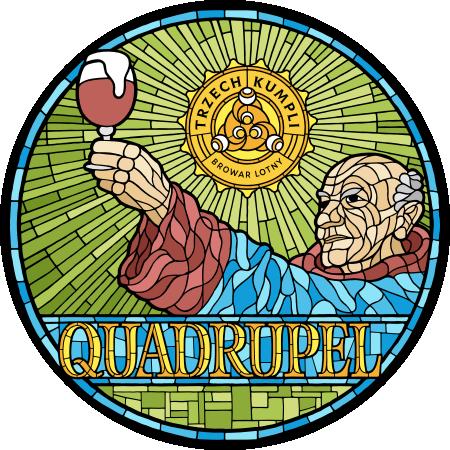 Etykieta - Quadrupel