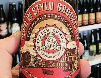 Miniatura artykułu - Mambiznes.pl – Sprzedają całkowicie polskie piwo