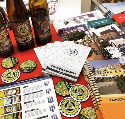 Miniatura artykułu - Polskie piwo rzemieślnicze naTargach Turystycznych wBerlinie
