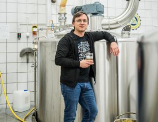 Miniatura artykułu - Wprost – Jak powstaje kraftowe piwo zTarnowa