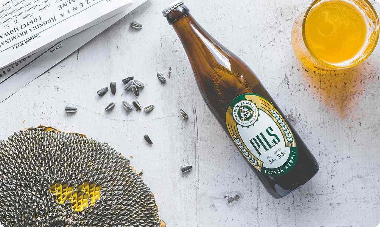 Piwo klasyczne pils