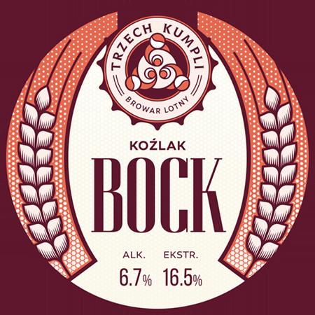 Etykieta - Bock
