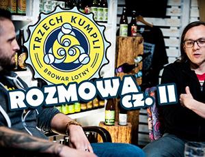Miniatura artykułu - Chmielobrody rozmawia – Piotr Sosin cz.II