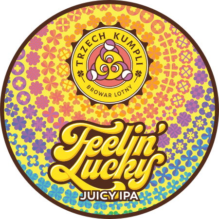 Etykieta - Feelin' Lucky