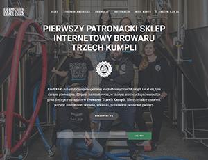 Miniatura artykułu - Kraftklub.pl – nasz pierwszy patronacki sklep internetowy