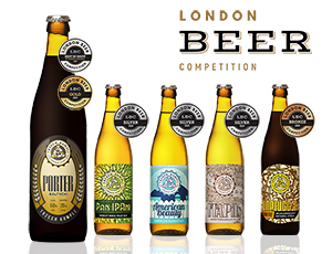 Miniatura artykułu - London Beer Competition 2021