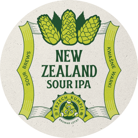 New Zealand Sour IPA