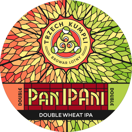 Etykieta - Pan IPAni Double