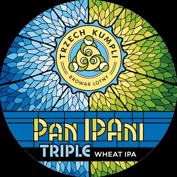Etykieta - Pan IPAni Triple