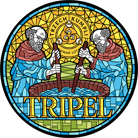 Etykieta - Tripel