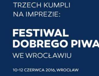 Miniatura artykułu - Festiwal Dobrego Piwa weWrocławiu